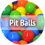 used pit balls
